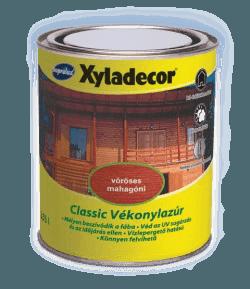 Xyladekor classic vékonylazúr oldószeres (0.75 l)