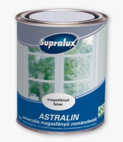 Supralux Astralin univerzális magasfényű zománcfesék (1 l)