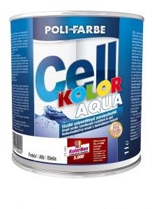 Cellkolor Aqua Vízzel hígítható Selyemfényű zománcfesték