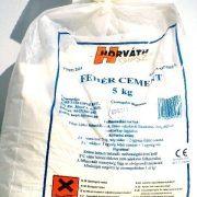 Fehér cement (2 kg)