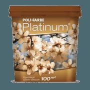 Poli-Farbe Platinum színes beltéri falfesték (1 l)