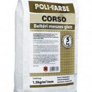 Poli-Farbe Meszes glett (5 kg)