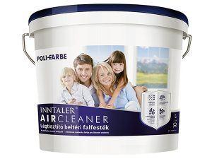 Poli-Farbe Inntaler Air Cleaner légtisztító beltéri falfesték