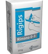 Rigips 0-3 mm beltéri glett (25 kg)