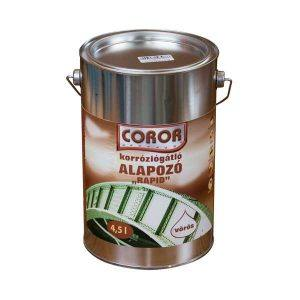 Coror rapid korróziógátló alapozó fémre (4,5 l)