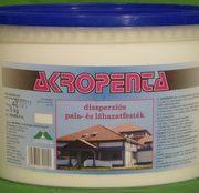 Akropenta diszperziós lábazat-,betoncserép- és palafesték (5 l)