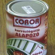 Coror rapid korróziógátló alapozó fémre (0,75 l)