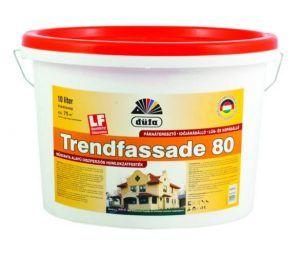 Düfa homlokzati fehér falfesték kültéri TD80 műgyanta alapú (2.5 l)