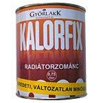 Győrlakk kalorfix radiátorzománc fehér (0.75 l)