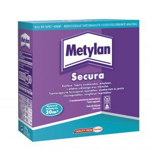 Metylan Secura üvegfátyol tapétákhoz 30 m2 (0.5 kg)