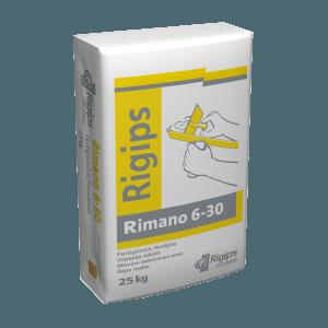 Rigips 6-30 mm beltéri glett (25 kg)