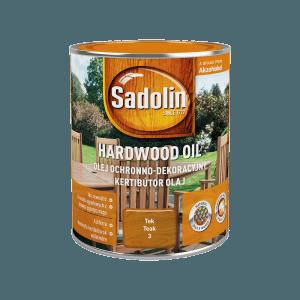 Sadolin kertibútor olaj színtelen 0,75 l