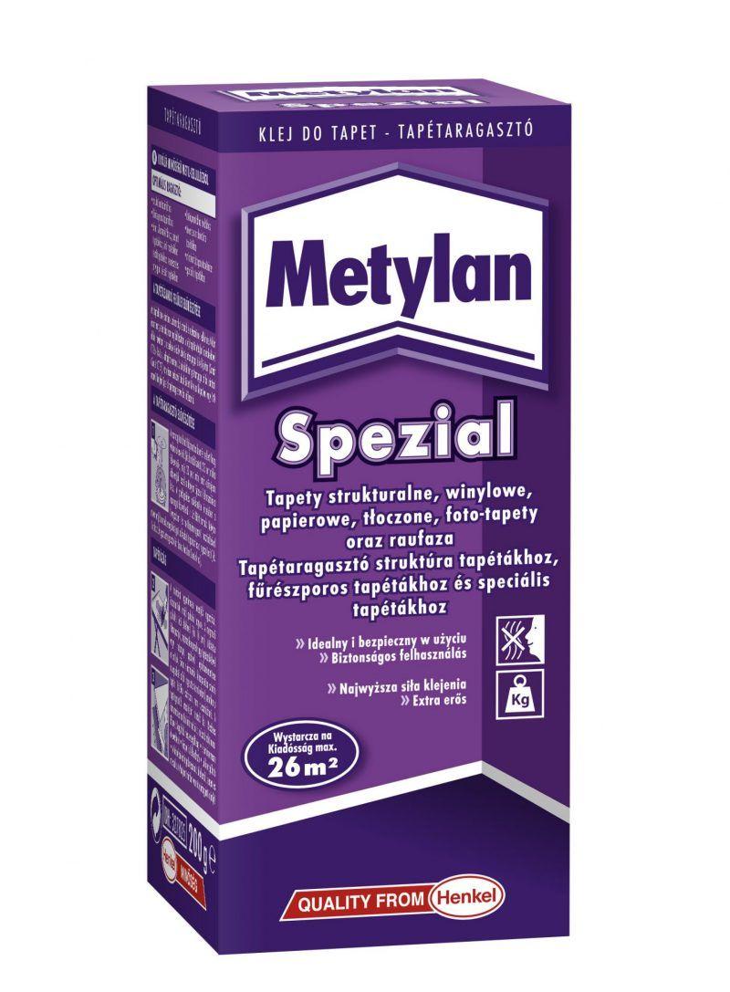 Metylan Spezial fűrészporos tapétákhoz tapétaragasztó 26 m2 (0.2 kg)