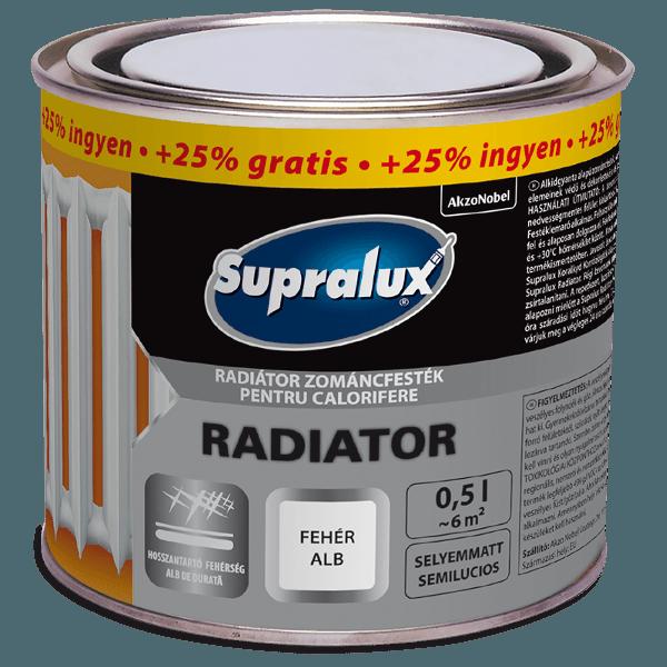 Supralux Radiátorfesték