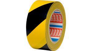 TESA jelölőszalag sárga/fekete 60760 (33 m)
