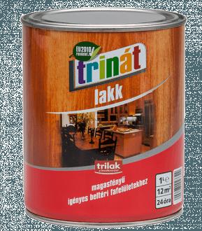 Trinát beltéri magasfényű lakk (1 l)