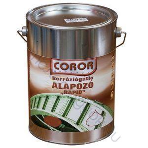 Coror rapid korróziógátló alapozó fémre (2,5 l)