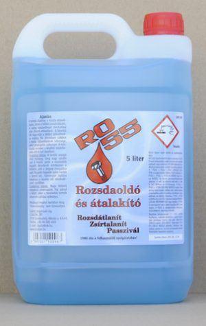 RO 55 Rozsdaoldó és átalakító (5 l)