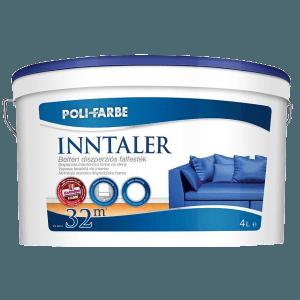 Poli-Farbe Inntaler beltéri falfesték (4 l)
