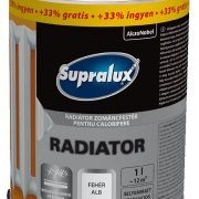 Supralux Radiátorfesték (1 l)