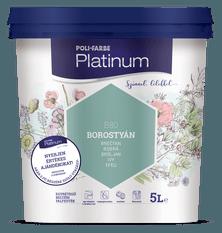 Poli-farbe Platinum belső falfesték (1 l)