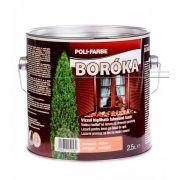 Boróka vizes bázisú fakonzerváló alapozó (2.5 l)