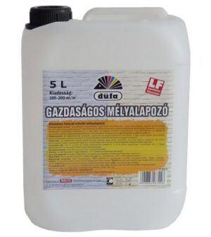 DÜFA vízzel hígítható mélyalapozó (5 l)