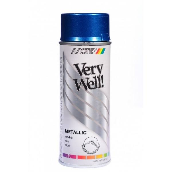 Motip Very Well metál festék spray (400 ml)