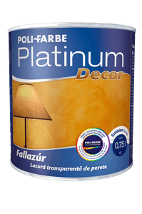 Platinum Decor Fallazúr (0.75 l)