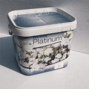 Poli-farbe Platinum belső falfesték fehér (1 l)