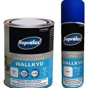 Supralux WALLKYD higiéniai beltéri fehér falfesték (250 ml)