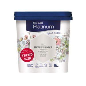 Poli-farbe Platinum belső falfesték (5 L)