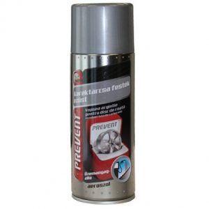 Prevent keréktárcsa spray festék ezüst