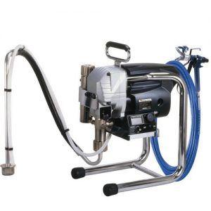 Festékszóró gép ´SmartSpray´ 21 LF 1000W Gröne flexibilis felszívóval