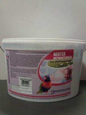 Neotex Antibakteriális Vízzel Hígítható  4L Beltéri Falfesték