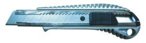 Univerzális kés fémházas ALU 18mm