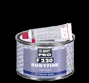 HB BODY F220 FINESOFT 2K finomkitt 0,25kg