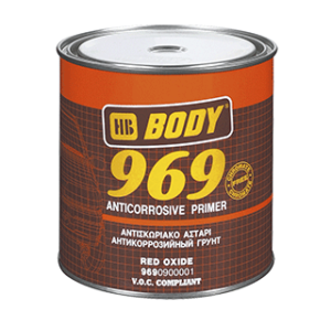 HB BODY 969 1k korróziógátló alapozó