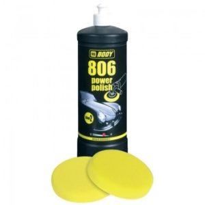 HB Body 806 közpesen finom polírpaszta (2. lépcső) 200ml